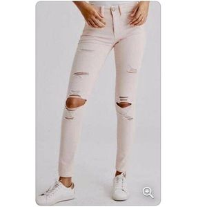 American Eagle Next Level Stretch High Rise Jeans